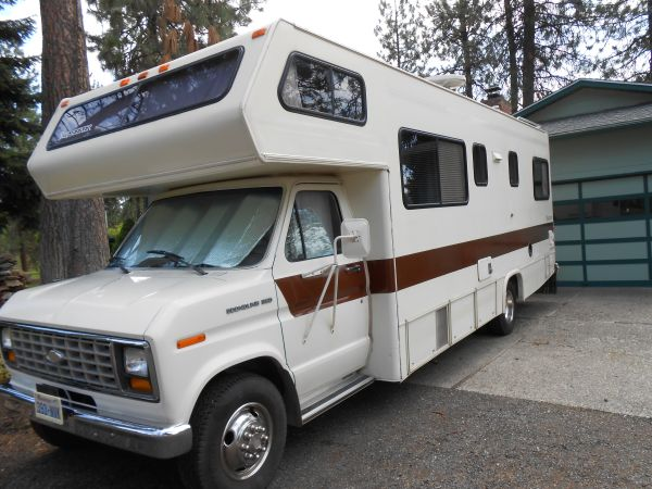 cars trucks bikes campers and more cars 1990 sunseeker 8500. Black Bedroom Furniture Sets. Home Design Ideas