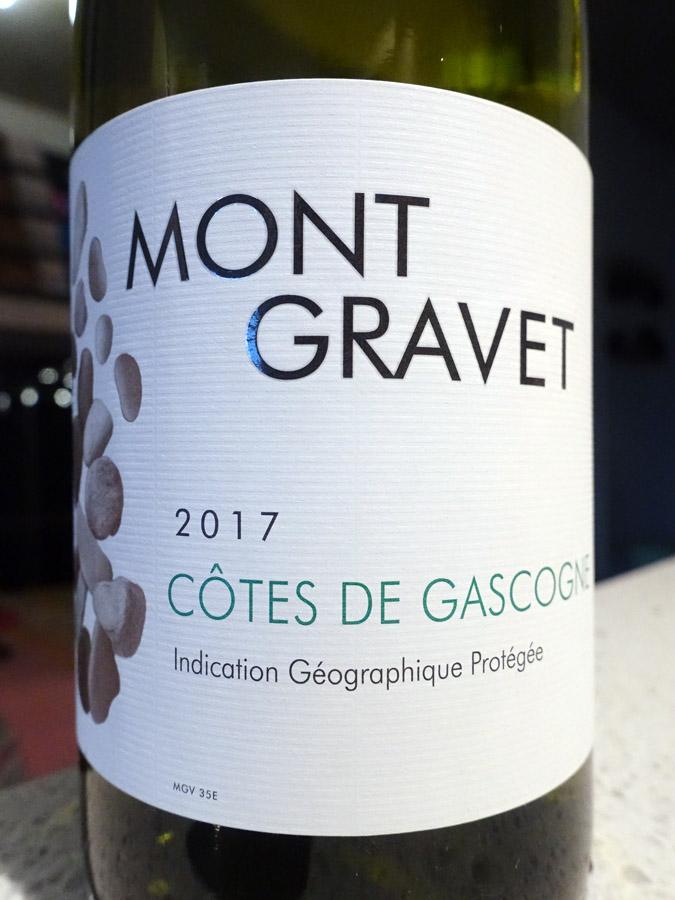 Mont Gravet Colombard 2017 (87 pts)