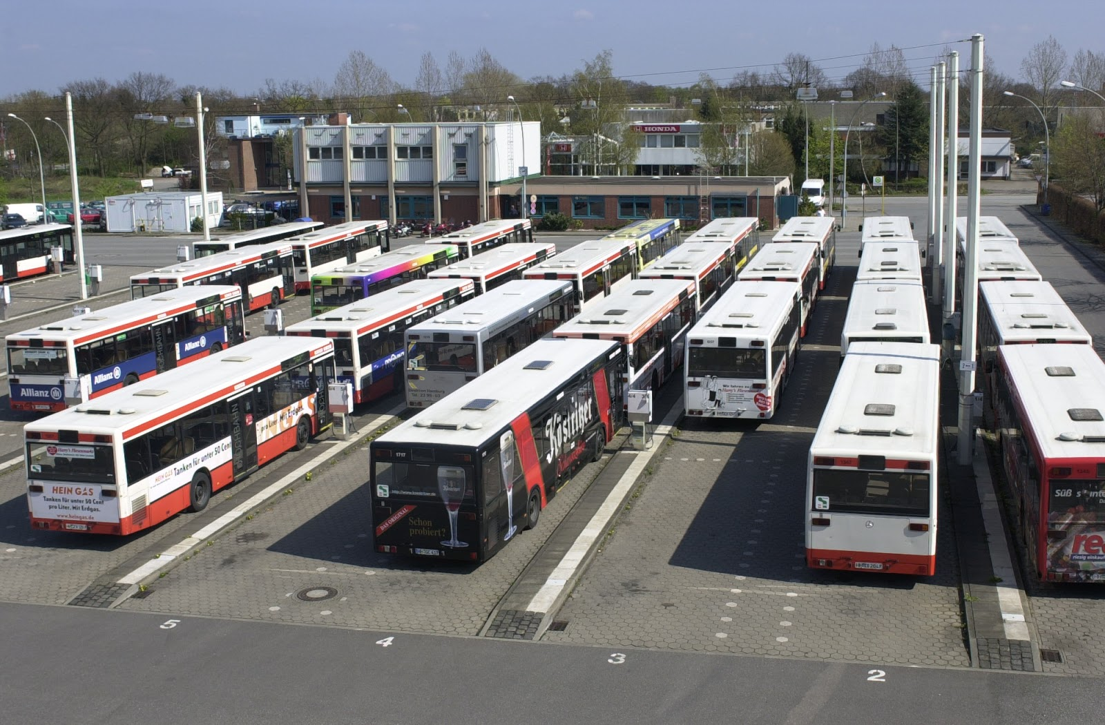 Bus Depot Management System