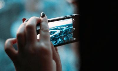 kamera digital pada smartphone