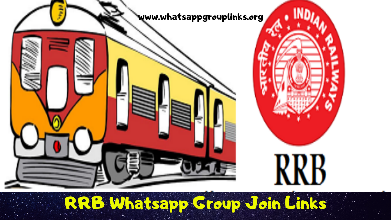 Join RRB Whatsapp Group Links List - Whatsapp Group Links