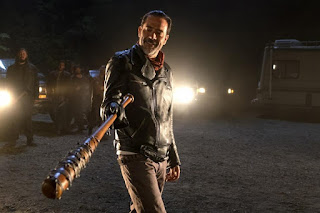 The Walking Dead, twd 7 episode 1, The Day Will Come When You Won't Be, Negan