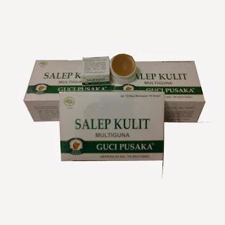 Jual Salep Guci Pusaka untuk penyakit kulit dan luka bakar