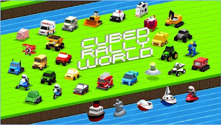 Game Cubed Rally World App