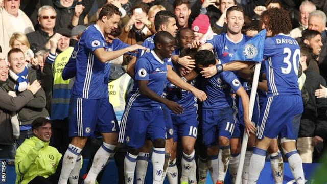 Chelsea vs Arsenal 3-1 All Goals & Highlights Premier League