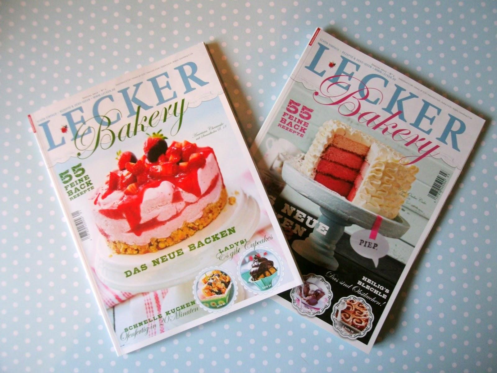 Rezepte lecker bakery
