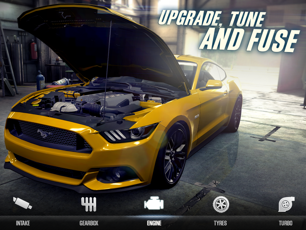 CSR Racing 2 MOD APK + OBB Data file v2.9.0 for Android - Download