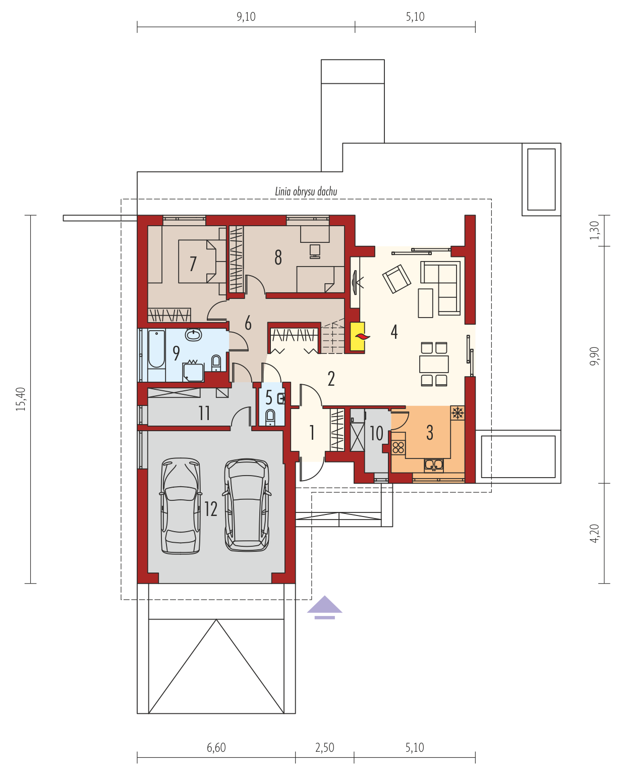 Choosing The Right Modern House Plans For Designing Your: THOUGHTSKOTO