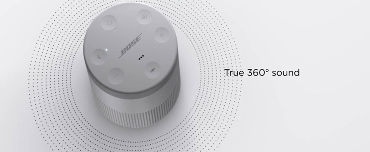Bose SoundLink Revolve Bose, Bose Bluetooth speaker