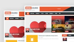 Bingung Cari Template Blogger Yang Bagus, Silahkan Pilih Disini