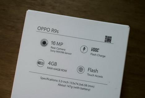 Harga Oppo R9s di Indonesia