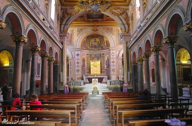 Roma, chiesa di San Bartolomeo