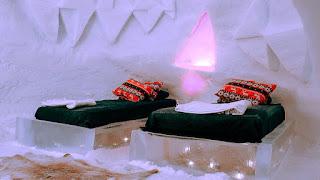 Snow Hotel, Kirkeness