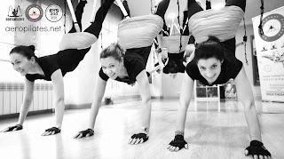 Pilates Aereo Cursos