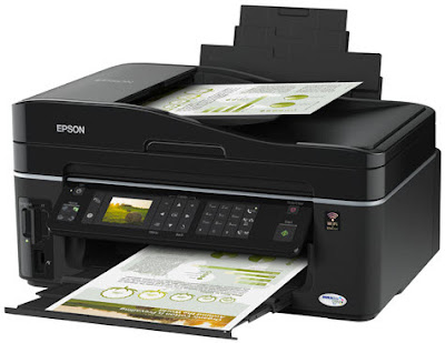 Epson Stylus Office TX610FW Driver Download