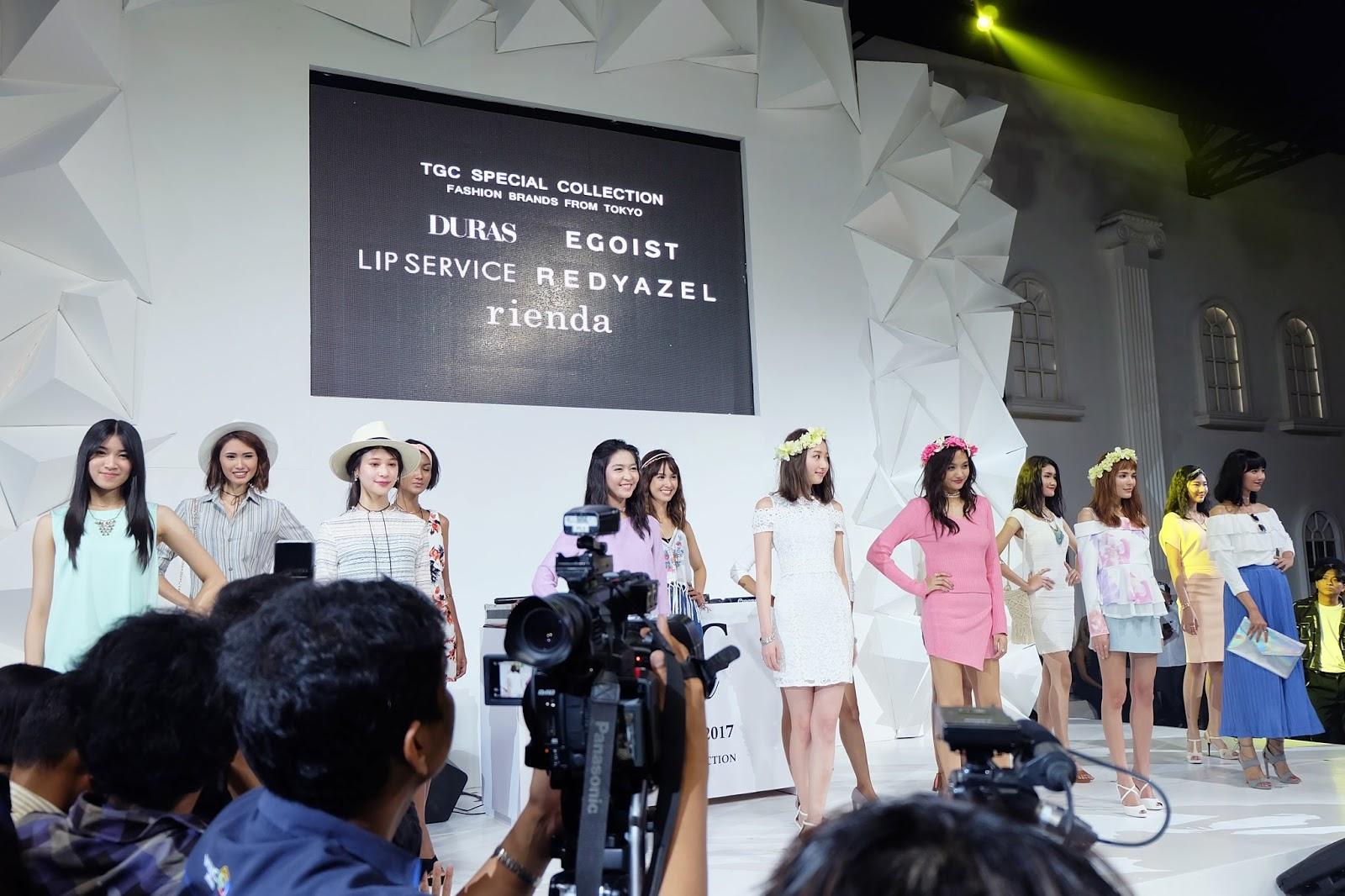 tokyo girls collection jakarta fashion show | www.bigdreamerblog.com
