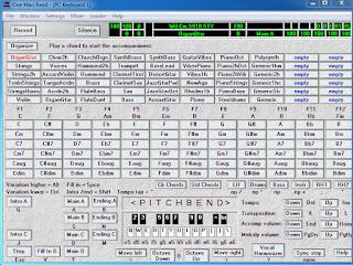 One Man Band ( OMB ) Software Pemutar Style Yamaha