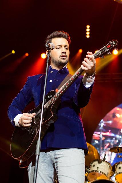 Prince of #Bollywood #AtifAslam Brings Charm & Charisma To #SouthAfrica #July2018 @BluBloodSA