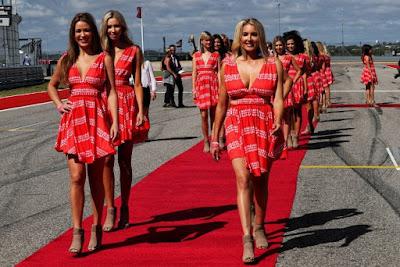 USA GP F1
