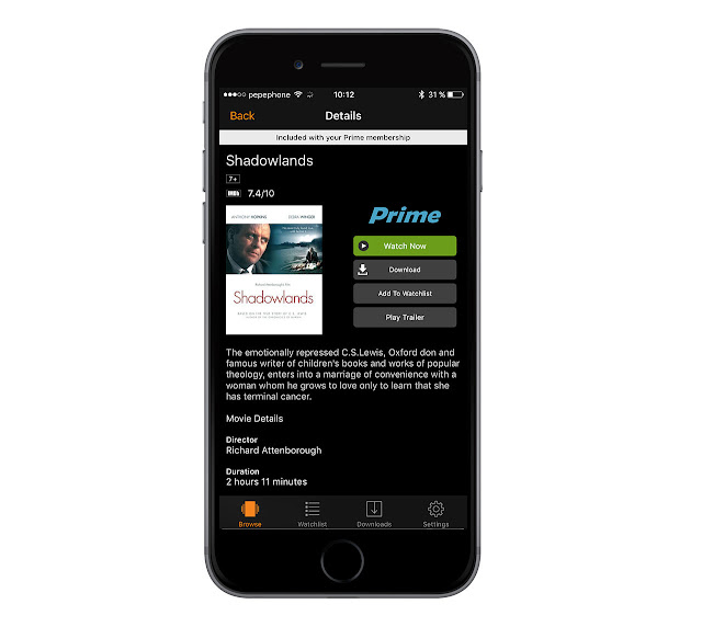 Amazon Prime Video, first impressions: a bargain or not being Premium, but with reduced catalog