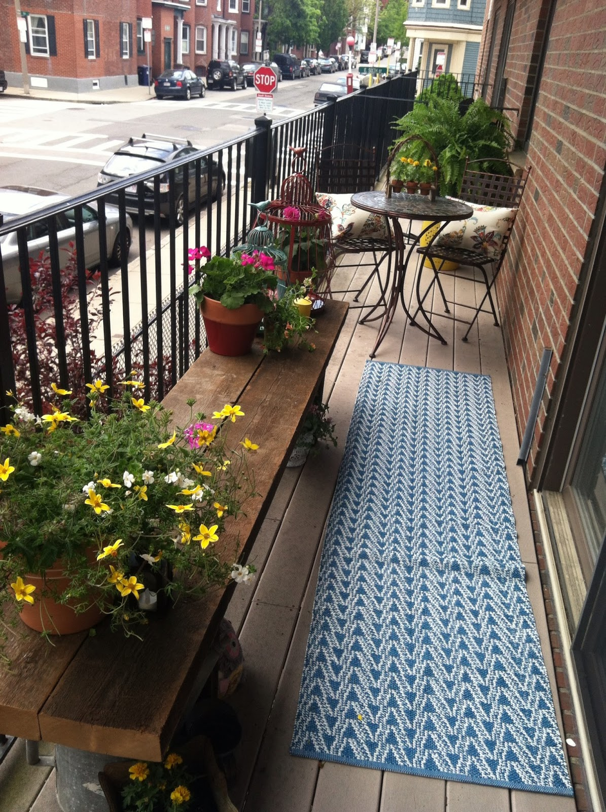 La Vie Jaime My Deck Makeover