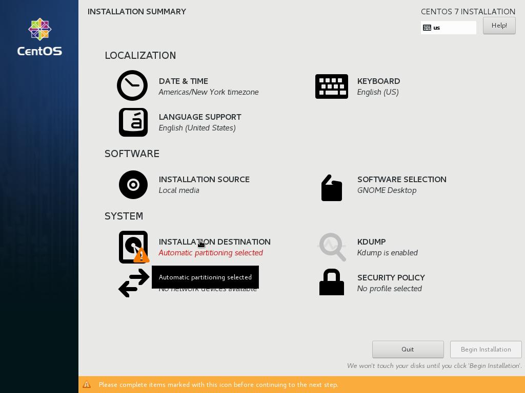 TechnoZeal: Install CentOS 7 on Old Mac Mini (late 2009)