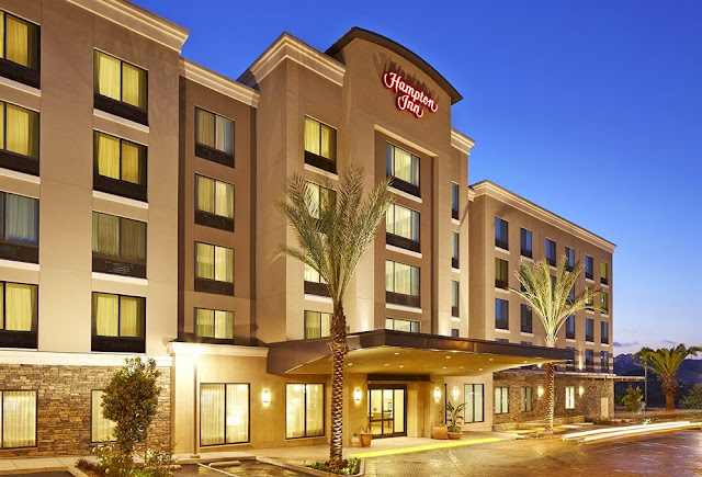 Hotel Hampton Inn San Diego Mission Valley