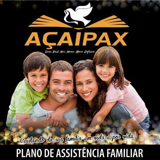 AÇAIPAX - PLANO DE ASSISTÊNCIA FAMILIAR