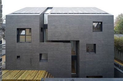 stone design - modern architecture
