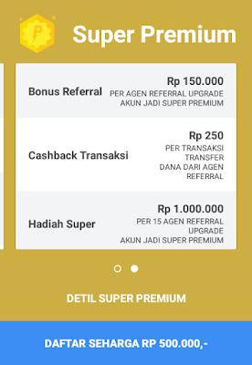 Bonus Jaringan Agen Premium PayFazz