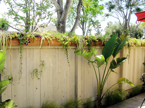 DIY - Fence Flower Box