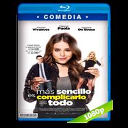 Lo más sencillo es complicarlo todo (2018) BRRip 1080p Audio Latino