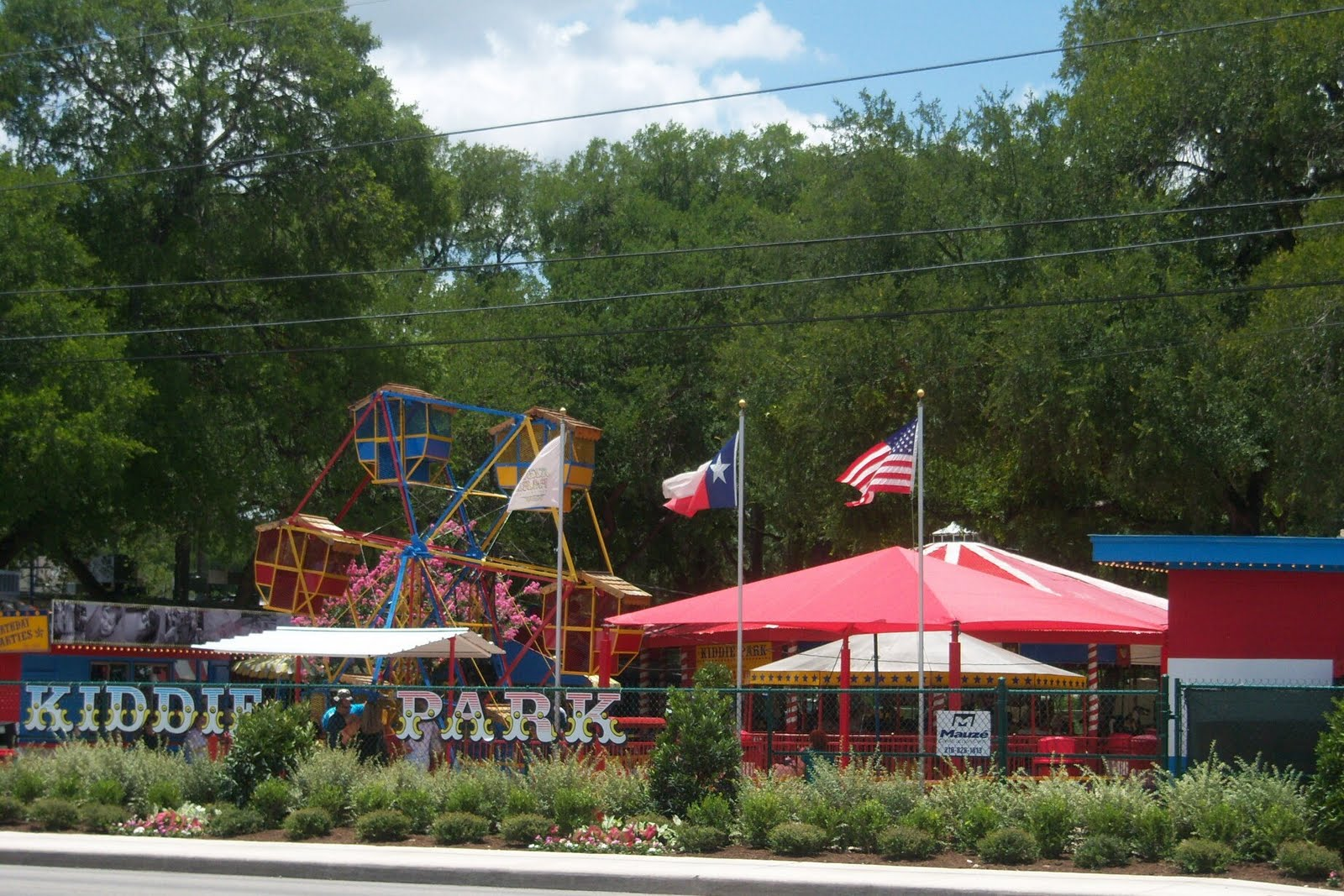 Rock Springs Park Kiddie Park