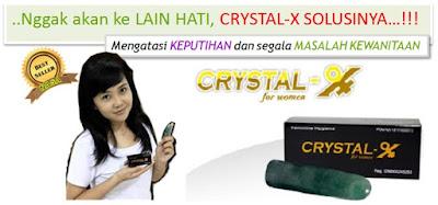 harga rsemi crystal x nasa