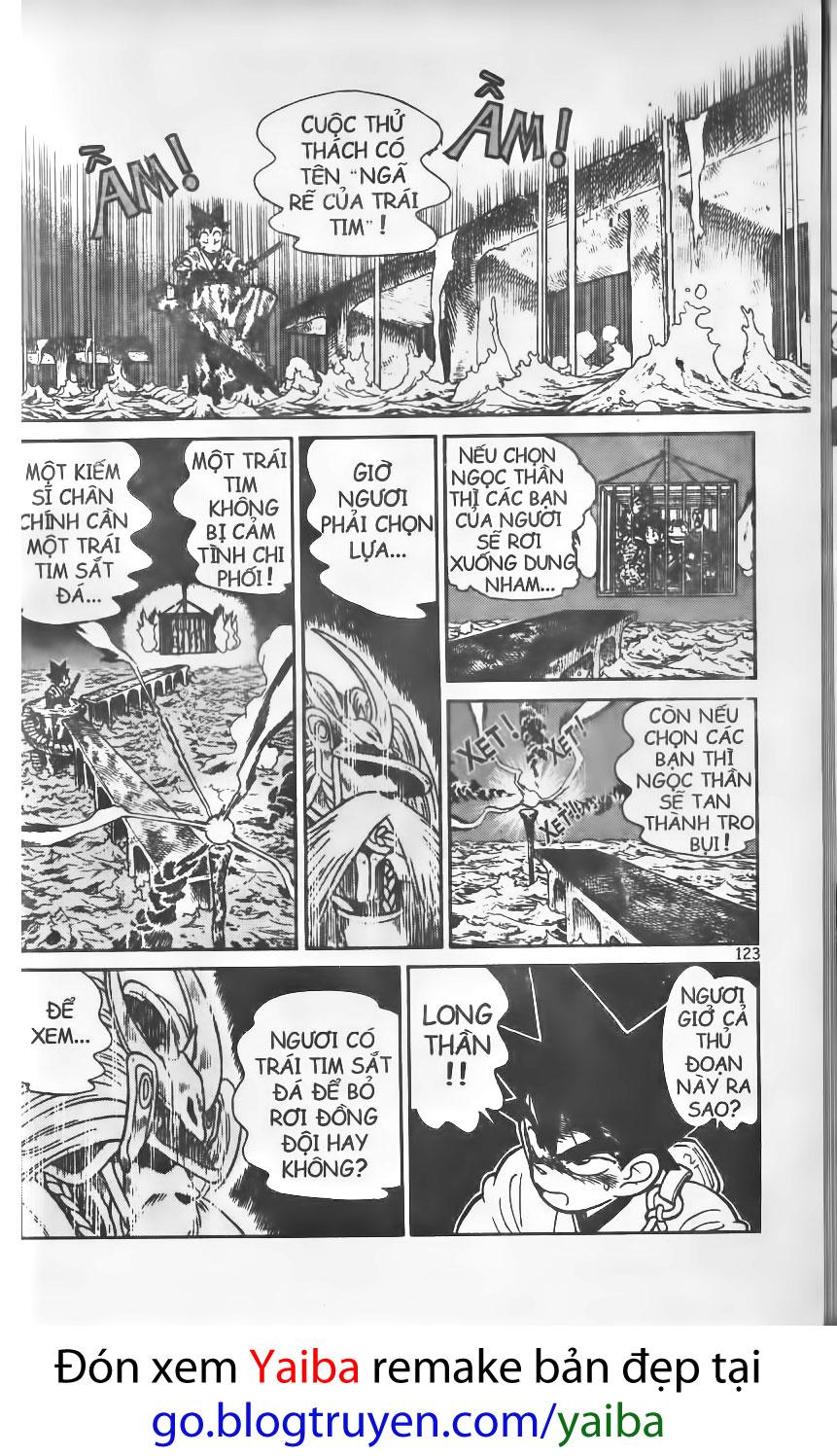 Yaiba chap 117 trang 16