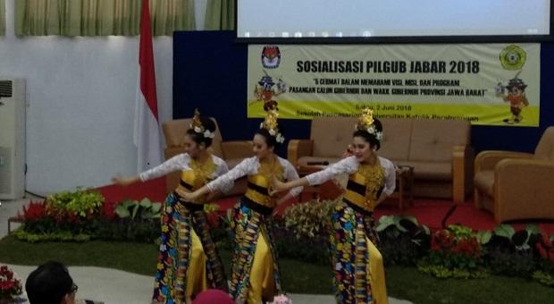 Pilub Jabar, Pemilih Harus Cermati Pasangan Calon
