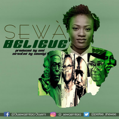 [DOWNLOAD] Video + Mp3 : Believe - Sewa ||