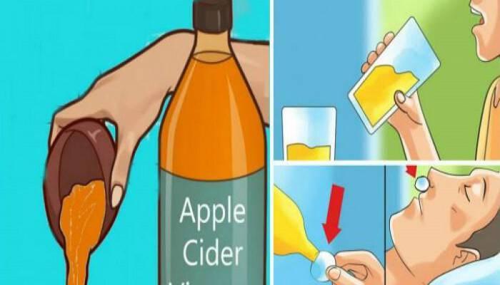 Πιείτε μηλόξιδο