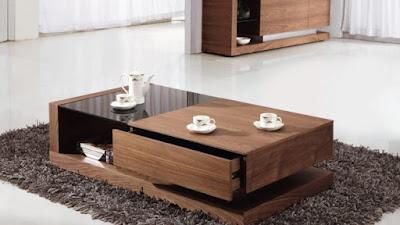 Desain Coffee Table Yang Menarik