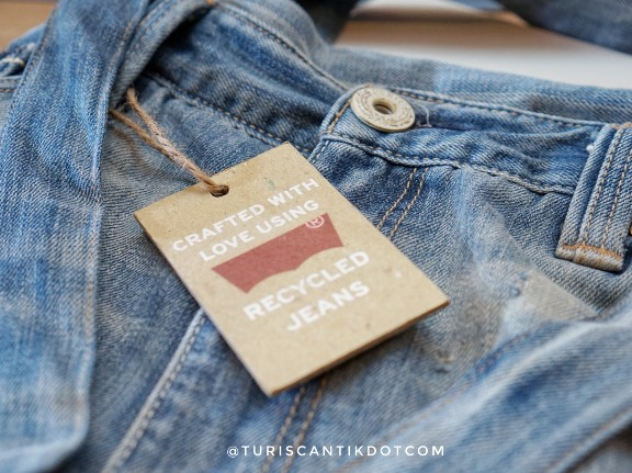kampanye i shape my world levis indonesia