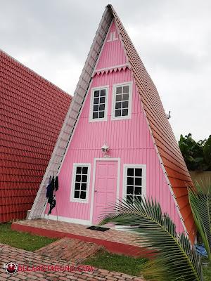 Rumah Warna Pink Masbro