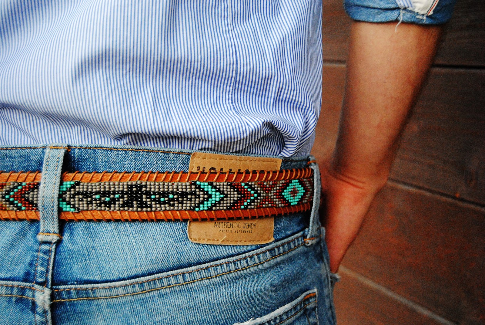 DIY Native American Belt Part 2 | Motte's Blog