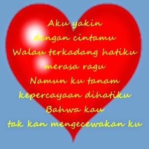 Kumpulan Puisi Cinta Romantis Tebaru