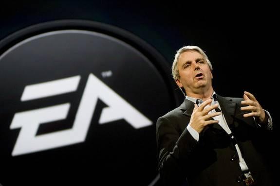 John Riccitiello - Presidente da Electronic Arts