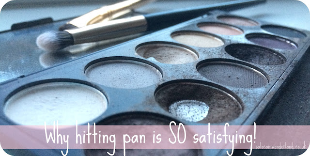 why hitting pan is so satisfying
