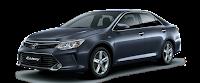 Toyota Camry 2015 màu ghi ánh xanh