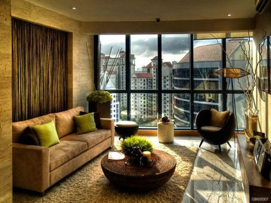 Men's Home: The Living Room! | The Portuguese Gentleman