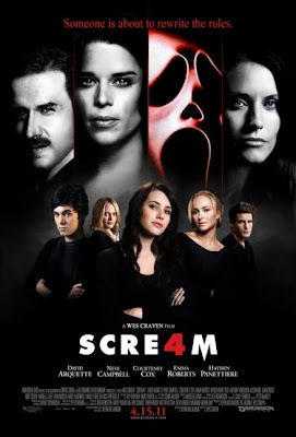 scream%2B4 - Nuevo poster de Scream 4