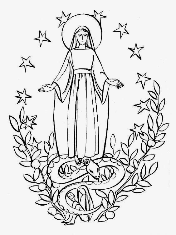 Gifs Y Fondos Paz Enla Tormenta Virgen De La Medalla