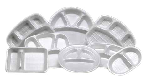 Disposable Plates image